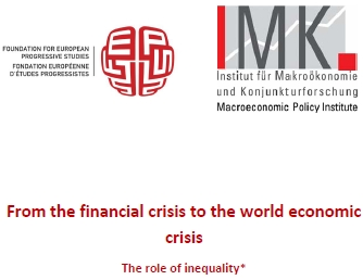 from the financial crisis to the world economic crisis