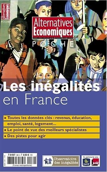 les_inegalites_en_france_revista_capa