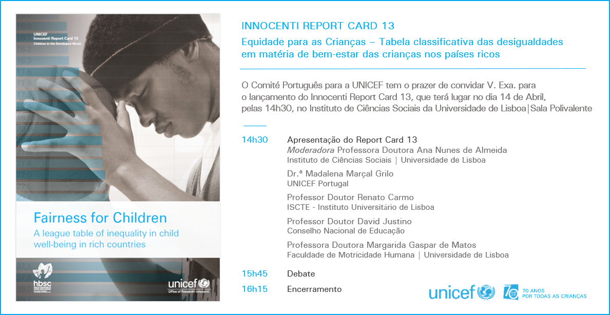Innocenti Report Card 13 - UNICEF
